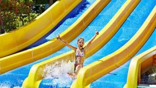 Aquaparks müssen schon dabei sein