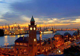 Hamburg Silvester