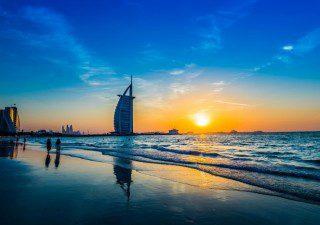Luxus Leben im Burj al Arab