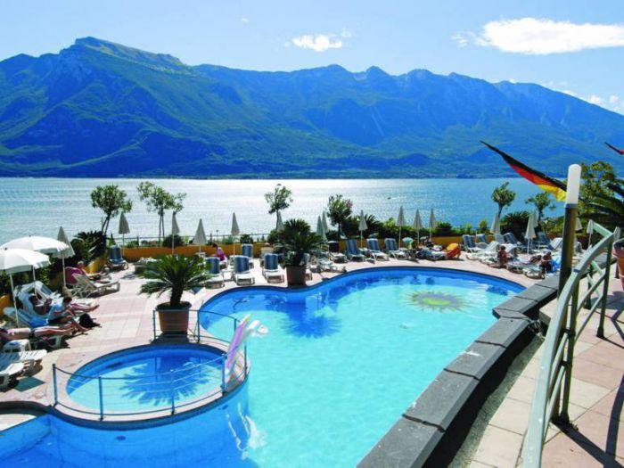 4 Tage Gardasee Im 3 Sterne Hotel Mit Halbpension Plus Ab 99