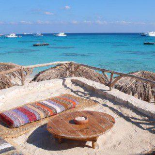 Mahmya Island - Tagestrip nahe Hurghada