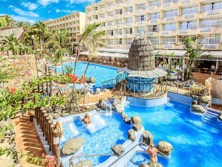 Playa Del Ingles Fkk Strand Ifa Catarina Hotel
