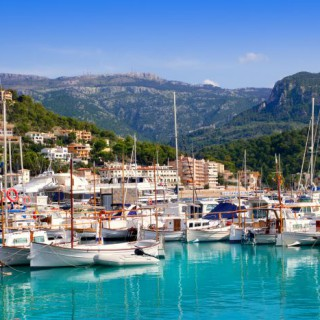 bigstock-Port-de-Soller-view-with-tramo-23655911