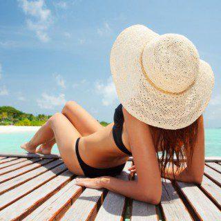 bigstock-Young-fashion-woman-relaxing-o-50005412