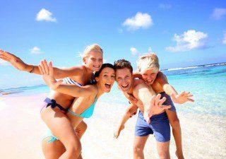 Verbringt einen tollen Familienurlaub am Meer. Wir haben die besten Familienhotels gefunden