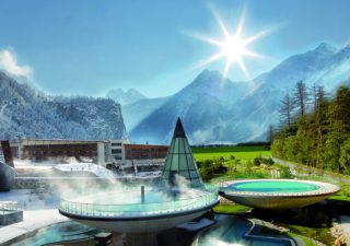 Aqua Dome - hier ist Entspannung gaantiert