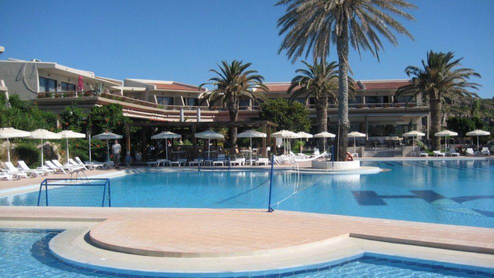 1 Woche Rhodos Im 4 Hotel Mit Halbpension Ab 431