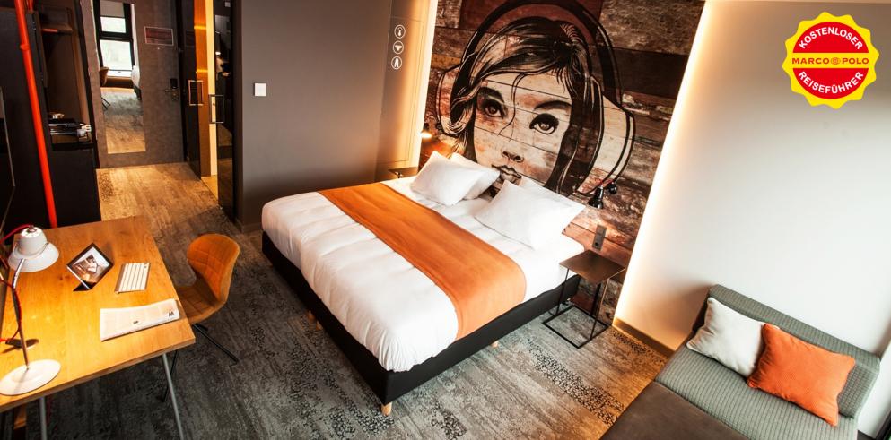 amsterdam bernachten im top jaz amsterdam hotel. Black Bedroom Furniture Sets. Home Design Ideas