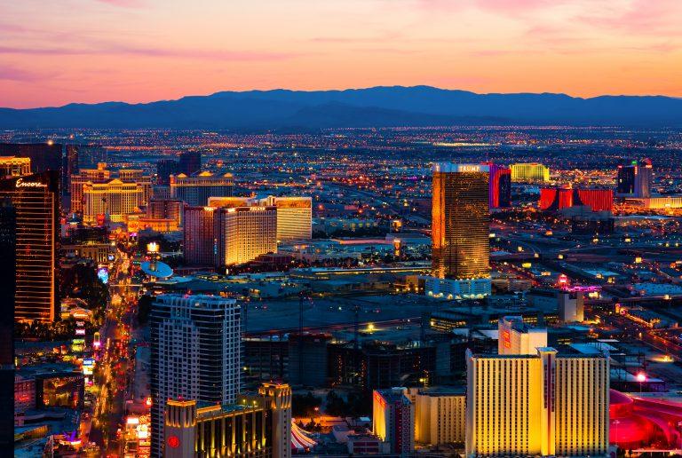 Direktflug Nach Las Vegas