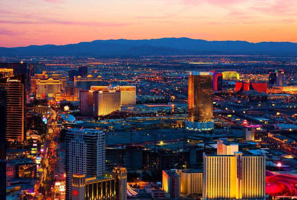 Kurztrip Las Vegas Flug Und Hotel
