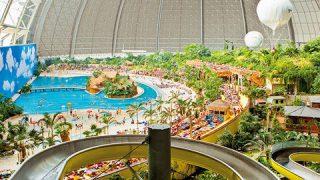 Wellness und SPA Tag im Tropical Islands Hotel