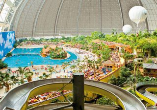 Wellness und SPA Tag im Tropical Islands Hotel