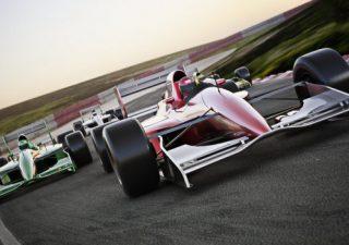 Formel 1 Grand Prix in Lloret de Mar