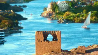 Nilkreuzfahrt und Baden - Nilkreuzfahrt und Badeurlaub in Ägypten