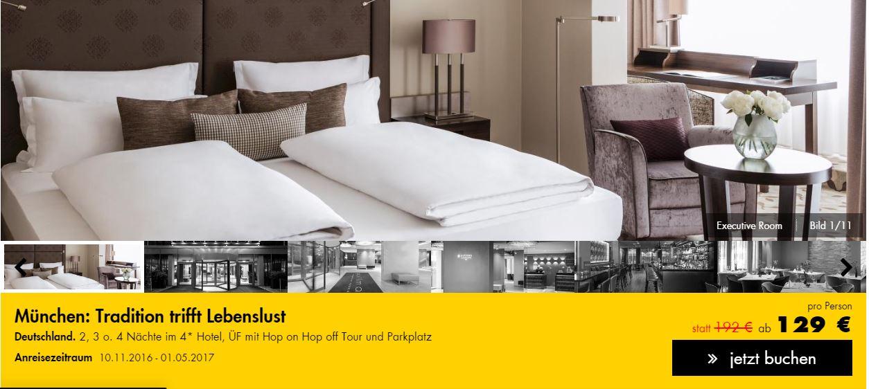 Pullman Munich Hotel