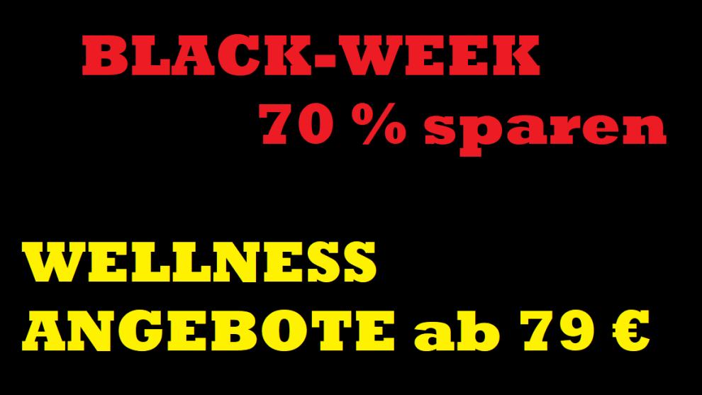black friday wellness schn ppchen bis 70 sparen. Black Bedroom Furniture Sets. Home Design Ideas