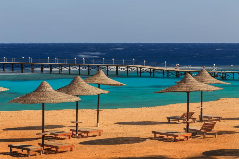 Urlaub mit der Familie in Ägypten