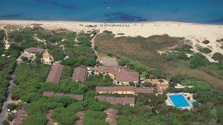 3-Sterne Club Hotel Residence Baiaverde Valledoria Italien