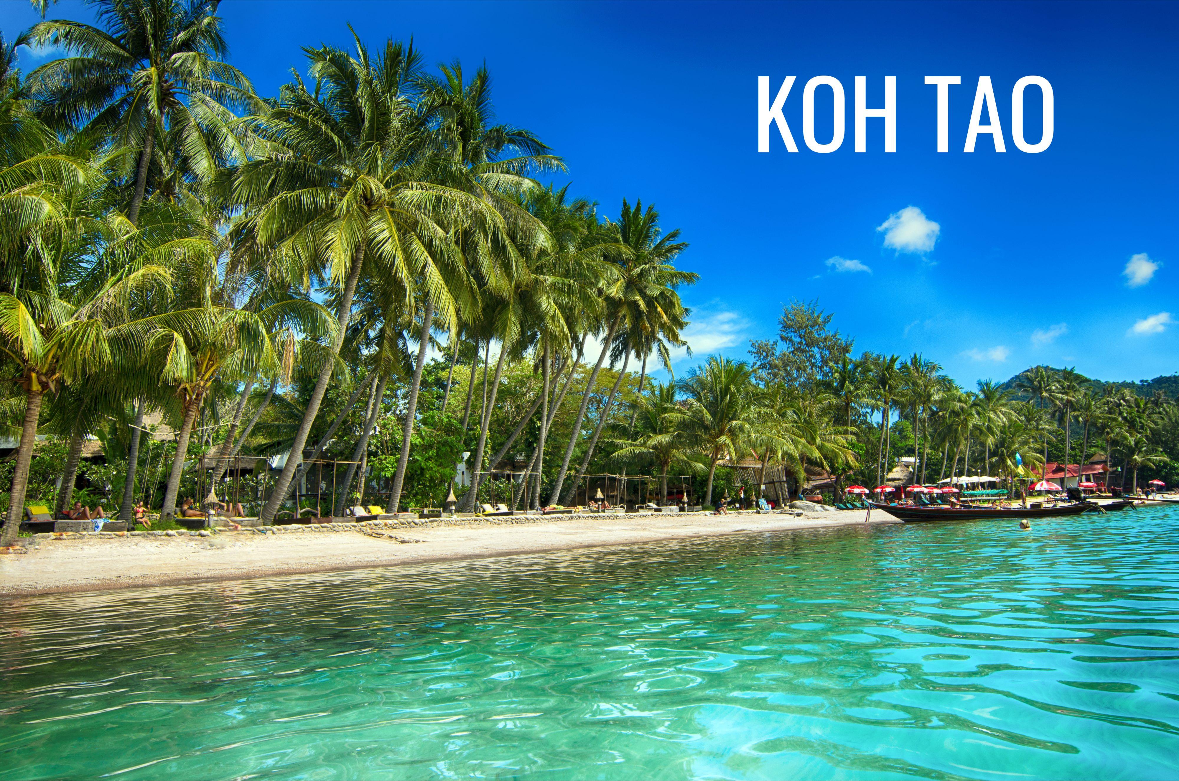 Urlaub in Thailand auf Koh Tao