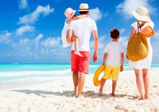 günstiger Familenurlaub - die besten Familien Reiseziele