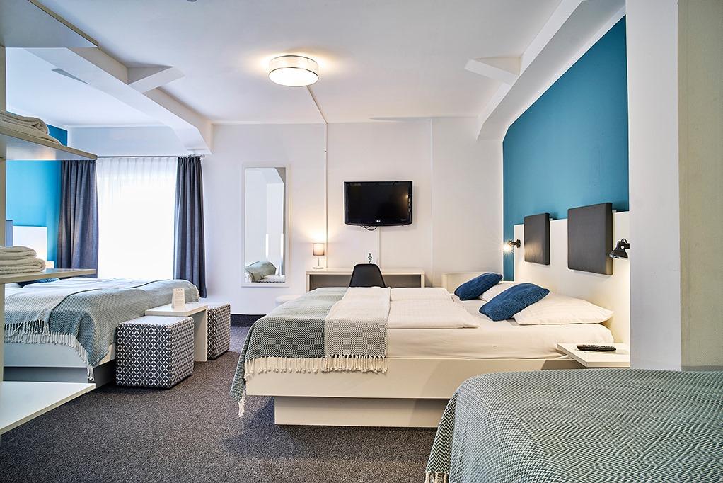 Hotel Brunnenhof - Zimmer
